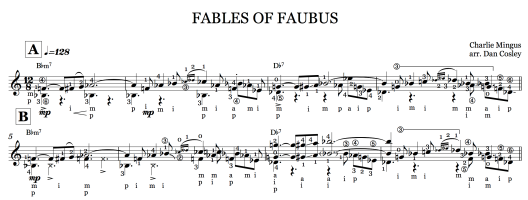 fables of faubus sample